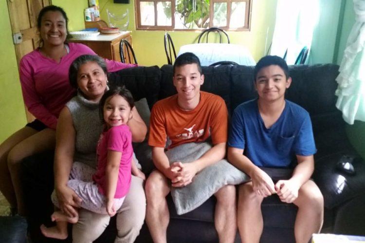 Costa Rica Host Families
