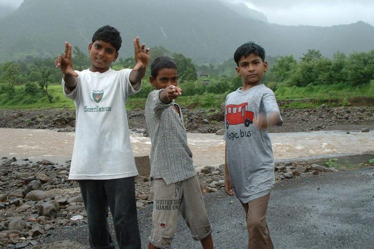 Mike Reeder India Volunteer Peace