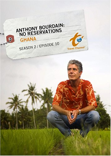 Anthony Bourdain Ghana