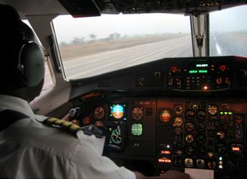 Ask the Pilot Ghana