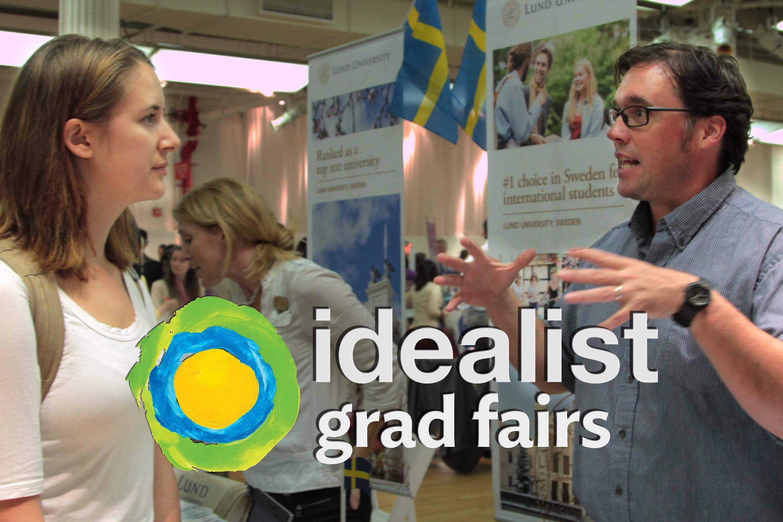Idealist Grad School Fair