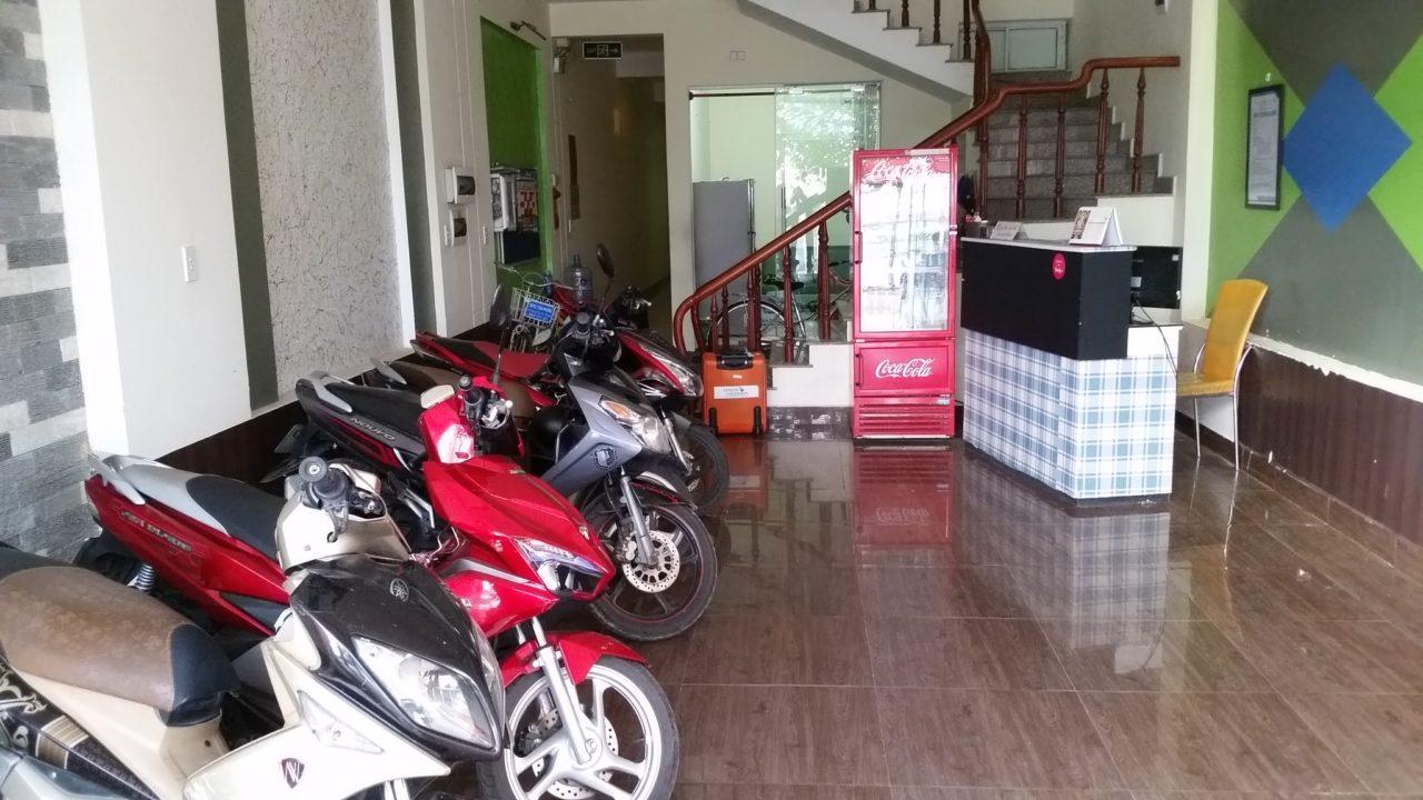 Tuan Phuong Motel Da Nang Lobby